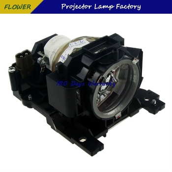 High Quality DT00893/CPA52 Compatible Projector lamp with housing for HITACHI CP-A200 CP-A52,ED-A10 ED-A101 ED-A111 цена 2017