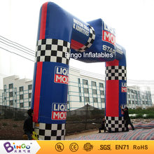 8f03d5624 Free express 8M inflatable racing arch for advertising high quality inflatable  finish line archway portable inflatable entrance