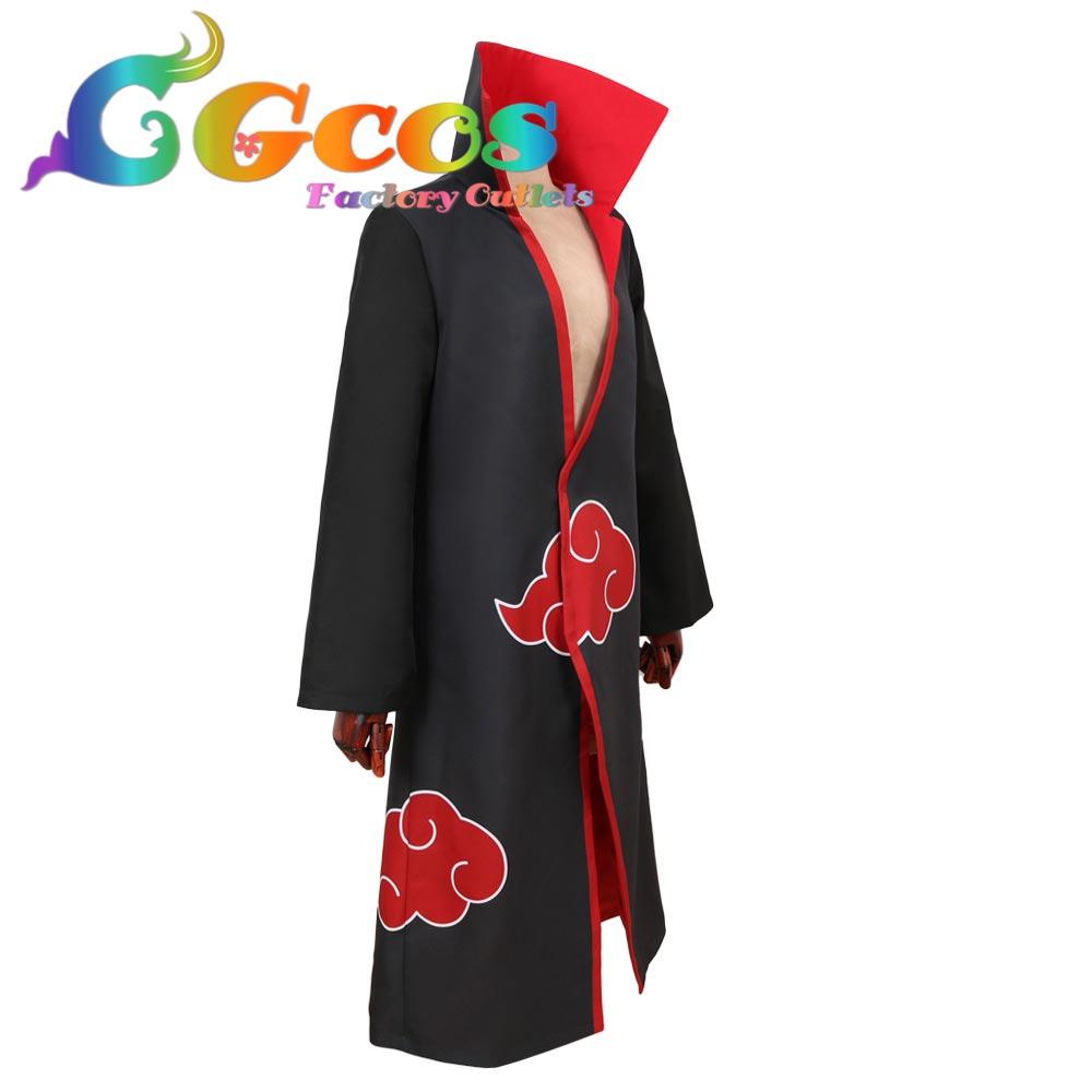 Cgcos Gratuite Akatsuki Manteau Costume Cosplay Livraison wZnBx7RZqU