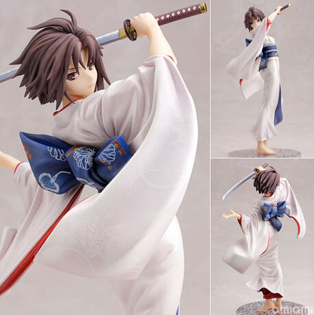 NEW hot 21cm Kara no Kyoukai Ryougi Shiki Garden of sinners action figure toys collection doll christmas toy with box new hot 17cm one piece 15th roronoa zoro action figure toys doll collection christmas toy with box