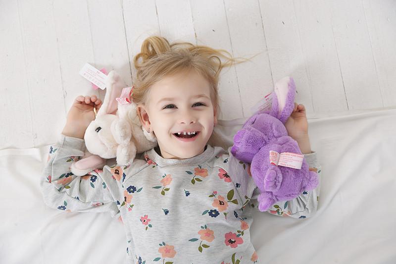 Rabbit plush toy (5)