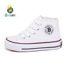 Scarpe per bambini per la ragazza dei bambini scarpe di tela ragazzi scarpe  da tennis 2018 84dccde3a07