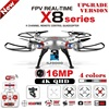 SYMA X8C X8W X8G X8HG X8 RC Drone With SJ9000 16MP 4K WiFi Camera 2.4G 4CH FPV Quadcopter Professional Drone Helicopter 4 Colors
