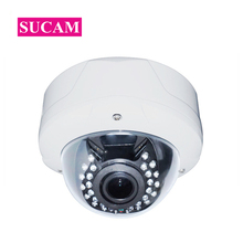 Cctv-Camera Fish-Eye-Ip-Cameras Night-Vision Dome Ip Security Infrared SUCAM 4MP