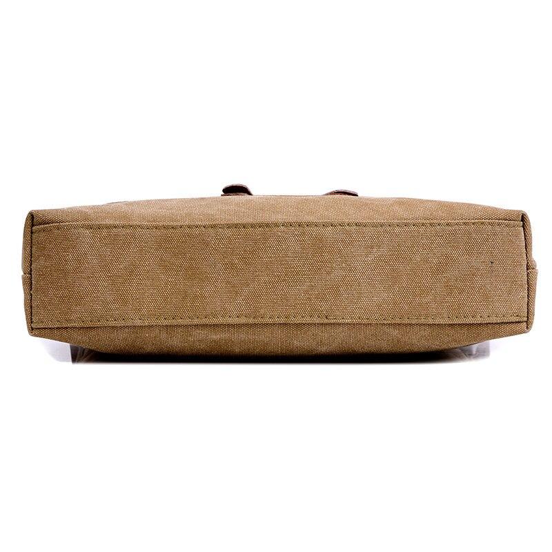 bolsa de viagem embalagem Color : Brown, Military Green, Khaki, Black