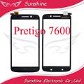 Для Prestigio MultiPhone PAP 7600 Duo PAP7600 Сенсорным Экраном Дигитайзер Панели