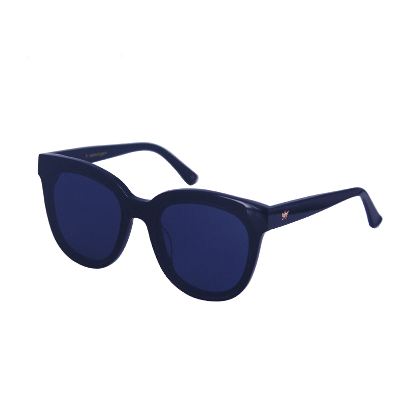 Attractive Vintage Ovale De Mode Mignon Marque Designer VS01-10 Haute Qualité Acétate cadre Oculos Feminino