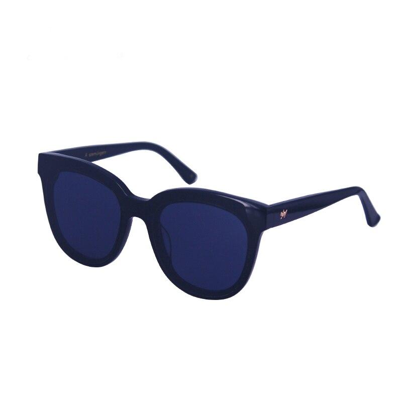 Attraktive Vintage Oval Mode Nette Sungalsses Marke Designer VS01-10 Hohe Qualität Acetat rahmen Oculos Feminino
