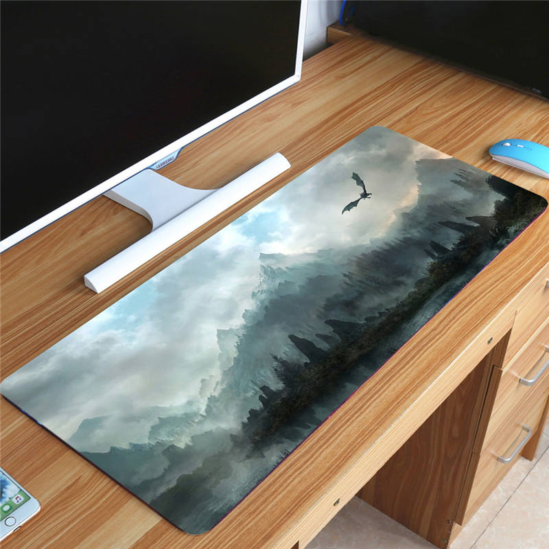 70x30cm TES mouse pad host computer stand-alone game mouse mat for the elder scrolls v skyrim large gaming mousepad 70x30cm tes mouse pad host computer stand alone game mouse mat for the elder scrolls v skyrim large gaming mousepad