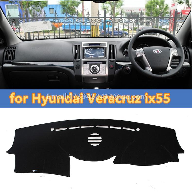 car dashmats car styling accessories dashboard cover for Hyundai Veracruz ix55 2006 2007 2008