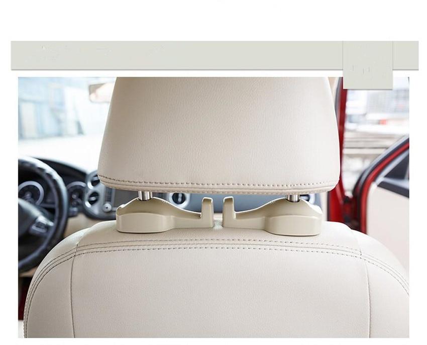 Automobiles & Motorcycles Creative 2pcs Car Seat Hook Accessories Portable For Volvo S40 S60 S80 Xc60 Xc90 V70 S80l V6 V40 V50 850 C30 V60 S70 940 Xc70 C70 740 960 Exterior Accessories