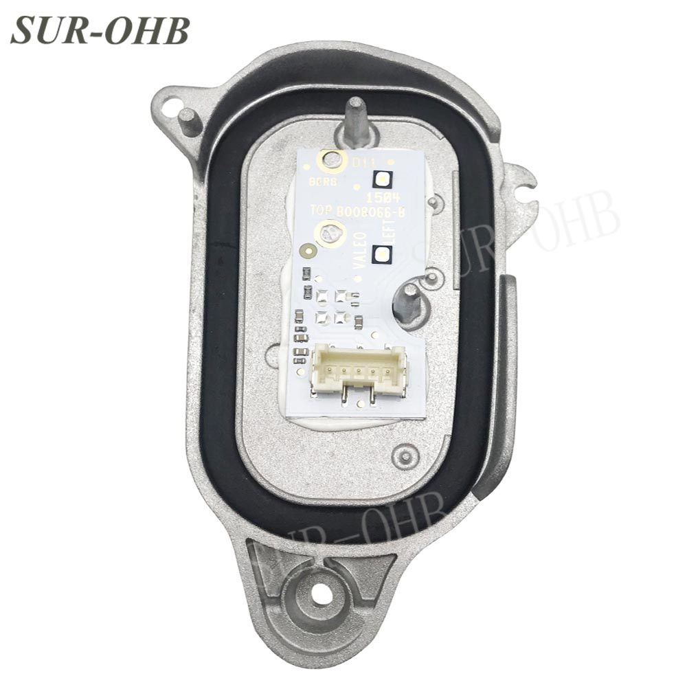 Day time running light 8R0941475B Left placement LED ControlModule 8R0941475A ballast Unit 8R0 941 475B for