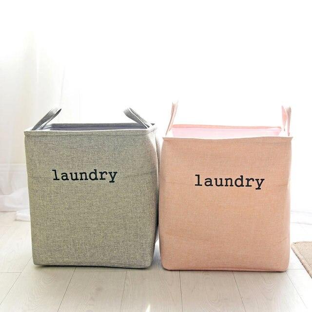 Folding Laundry Basket Many Color Storage Barrel Large Laundry Basket Storage Basket for Toys Tools Washing Clothes Basket