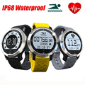 New IP68 Waterproof Smart Watch F69 Fitness Tracker Heart Rate Monitor Smart  Bracelet For IOS Android Sports Smartwatch
