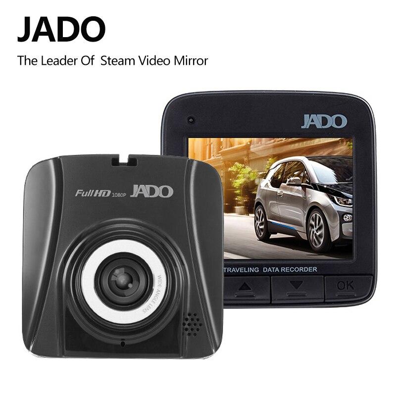 JADO 2 4 Mini Car Dvr Dash Camera Full HD 1080P DVRs Video Recorder 140 degree