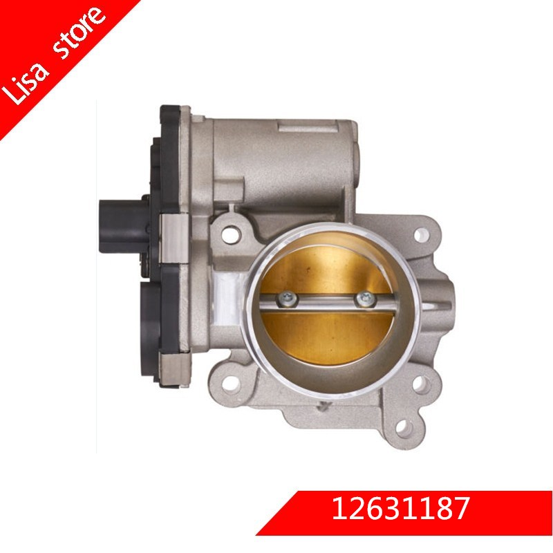 Throttle Body 12631187 TB1087 F00H600080 for C hevrolet Cobalt (10 08) C hevrolet HHR (10 08) Buick Regal (11)  |Car Electronic Throttle Controller| |  - title=
