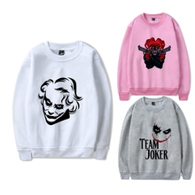 Batmans Dead Enemy DC anime Joker Cool Hot Illustration Printed Unisex Casual Fashion Sweatshirt Cotton Sweatsuit Gift