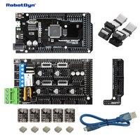 3D Printer SET 1 MEGA 2560 RAMPS 1 4 A4988 5pcs MicroUSB Cable 50cm