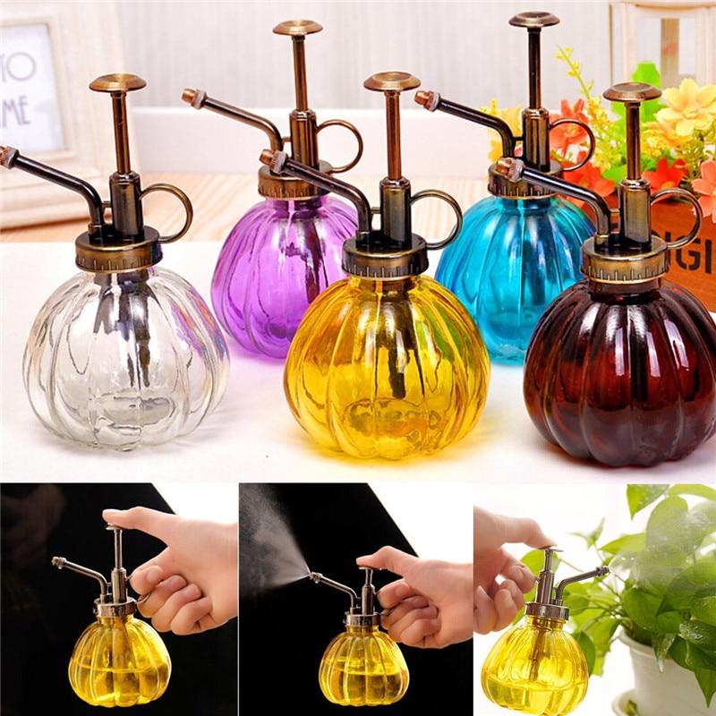 Watering Pot Flower Antique Plastic Glass