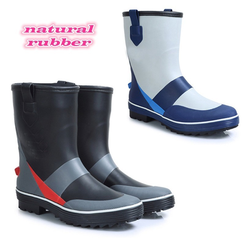 Fishing Water Rain Boots Shoes Tube Rubber Non-slip Waterproof Wear-resistant Lightweight Soft Overshoes Breathable Equipment 2015 tigergrip lightweight waterproof non slip shoe covers man hotel kitchen work shoes rubber overshoes for special work
