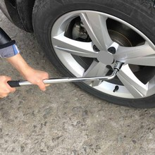 Wheel Brace Wrench Tire Tyre screw 17MM 19MM 21MM 23MM Telescoping telescopic Lug Wrench With Sockets