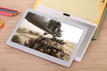 Original 3G 4G Tablets10.1 Android 7.0 Octa Core Tablet Dual sim dual standby SIM 4 GB RAM 32 GB ROM WIFI bluetooth GPS Tablet