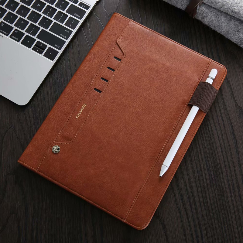 Leather Case for ipad pro 11inch 10.5'' for ipad mini 1 2 3 4 for ipad 5 6 7 8 9 air 1 2 pro 9.7 PU Leather Full Protect Cover