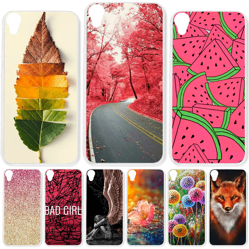 TAOYUNXI Soft TPU Case For HTC Desire 820 Cases For HTC Desire 820 D820U D820 D820T 820G 820G+ Dual Sim 820S D820Q Painted Cover