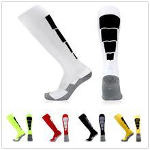Mounchain Winter Men or Women Sports Long Socks Thermal Ski Snowboard Stretch Sleeve Skiing Hiking Sports Socks недорго, оригинальная цена