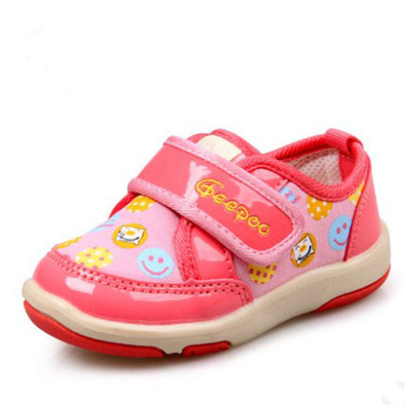 2016 new style brand children shoes boys sneakers girls