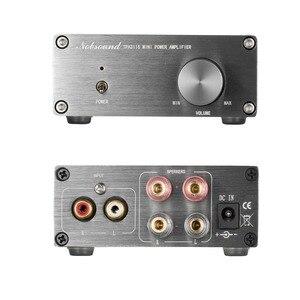 Image 2 - مضخم صوت رقمي مصغر من Nobsound HiFi TPA3116 ستيريو 2.0 مكبر صوت منزلي بقوة 50 واط + 50 واط