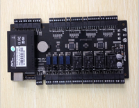 4 Door 4 Readers TCP/IP &RS485 Access Control Panel Board T&A ZK Software C3 400