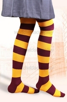 Harry Gryffindor House Cosplay Stockings Free Shipping for Halloween and Christmas