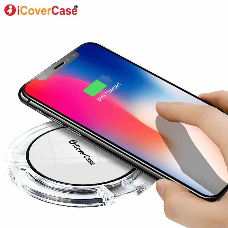 pretty nice c6d0f a7a55 Wireless Charger for Huawei Honor 9 Lite Honor9 Honor 6C Pro Charging Pad  Power QI Receiver Charger Case Mobile Phone Accessory