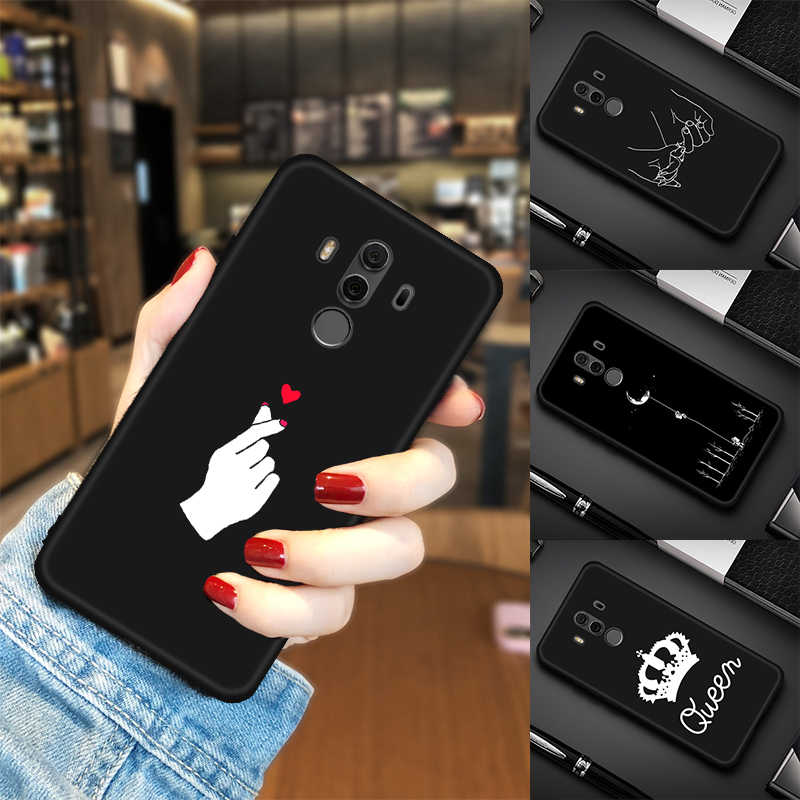 Phone Case For Huawei Mate 20 10 P20 P10 Lite P20 P30 Mate 20 Pro Back Cover Case For Huawei Mate 20X P8 P9 Lite 2017 P Smart
