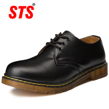 STS Brand  New Women Oxford Shoes Top Quality Dress Flats Fashion Genuine Leather Casual Footwear Moccasins