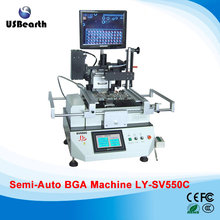 BGA Welding Machine LY SV550C automatic bga rework station with automatic optical alignment system, free tax to Russia