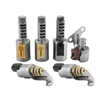 6 piezas de cuerpo de la válvula de transmisión automática del coche para Toyota U540E accesorios de automóviles araba aksesuar