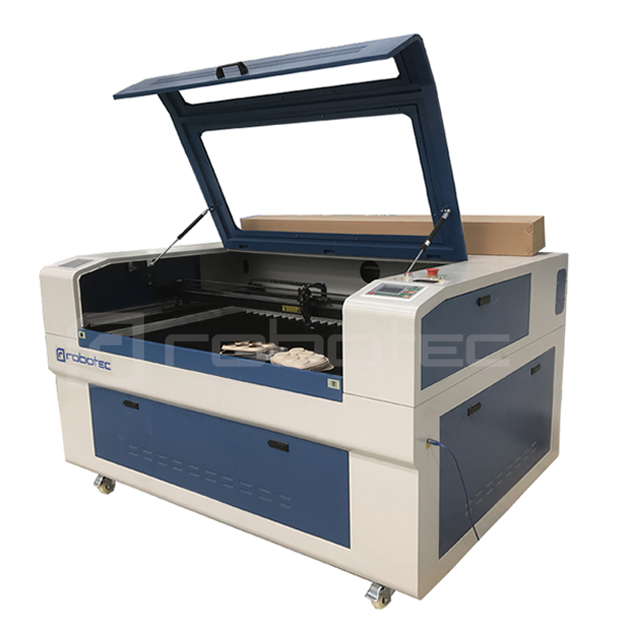 High Quality Reci 150W CO2 Laser Cutting Machine 1610 With Industry Chiller 1390 Wood Metal Laser Cutter CE Certificate