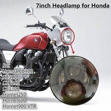 7 Hornet de motocicleta
