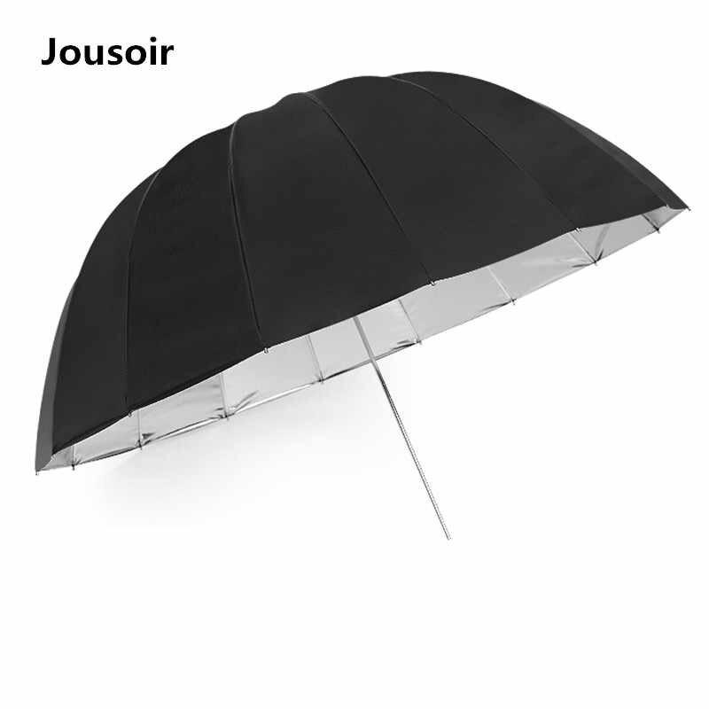 Głęboki paraboliczny odblaskowy parasol odblaskowy, biały srebrny fotografia zoom popularność nowy produkt CD50