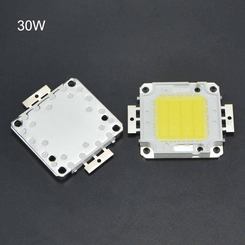 High quality LED COB Chip 1W 3W 10W 20W 30W 50W 100W SMD Integrated LED lamp SMD Chips Cold White Warm White For Flood Light