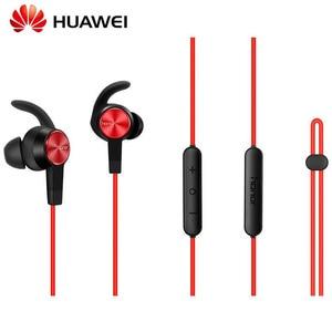 Image 2 - חדש Huawei Honor xsport AM61 אוזניות Bluetooth חיבור אלחוטי עם מיקרופון באוזן סגנון תשלום קל אוזניות עבור iOS אנדרואיד