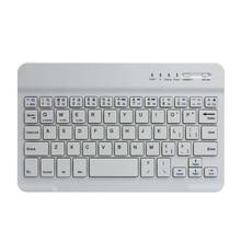 Reebeen Slim Portable Mini Wireless Bluetooth Keyboard For Tablet Lapto