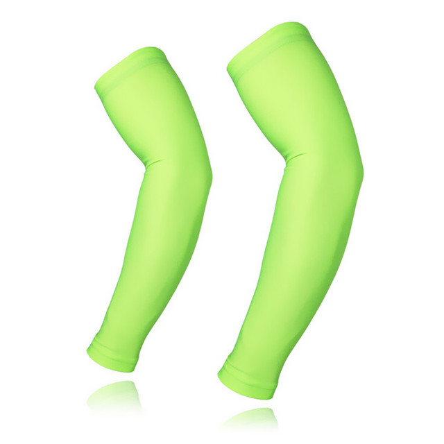 New Men's Women's Cycling Armwarmers Sportswear Outdoor Sports Clothing Accessories Running Bike Bicycle Arm Warmers Sleeves