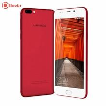 Leagoo M7 3 г смартфон 5.5 дюймов Arc экран Android 7.0 MTK6580A Quad Core 1 ГБ оперативной памяти 16 ГБ ROM двойной камеры заднего отпечатков пальцев телефон