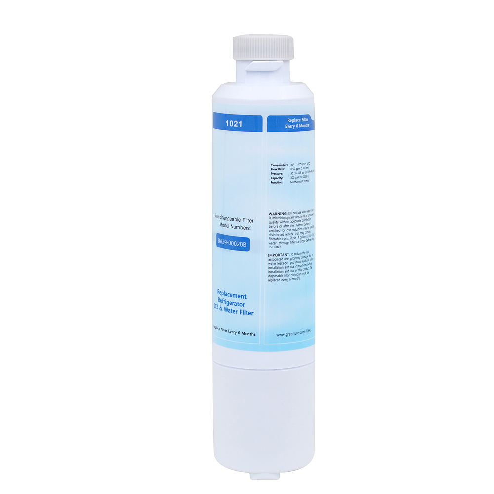 Hot! Household Kitchen Water Purifier GRE1021 Refrigerator Water Filter Replacement for Samsung DA29-00020B 3Pcs/lot