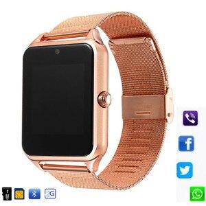 Z60 Smart Watch With Sim Card