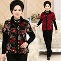 2016 New Autumn Winter Fashion Women Vests Coat Slim Plus Size Waistcoat Jacket Cotton-padded Outwear Z582