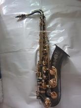 Tenor saxophone FREE SHIPPING 54 tenor Sax wind B flat original matt black for gold inscription carved